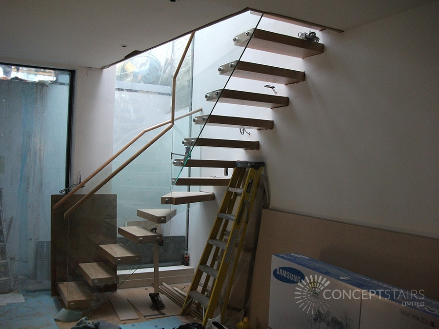 Recent Bespoke Staircase Projects Concept Stairs